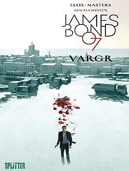 James Bond, Band 1 limitiert (Splitter)