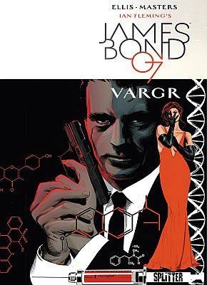 James Bond, Band 1 (Splitter)