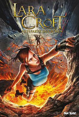 Lara Croft und die Artefakte des Bösen (dani books)