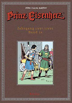 Prinz Eisenherz, Band 14: 1997-1998 (Bocola)
