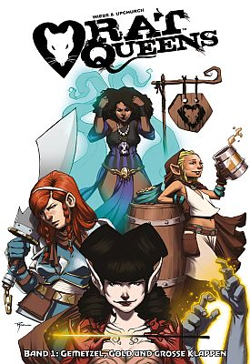 Rat Queens, Band 1 (dani books)