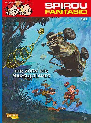 Spirou und Fantasio, Band 53 (Carlsen)
