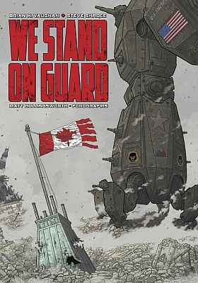 We stand on Guard (Cross Cult)