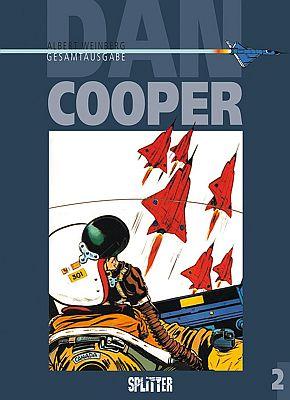 Dan Cooper Gesamtausgabe, Band 2 (Splitter)
