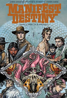 Manifest Destiny, Band 2 (Cross Cult)