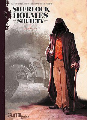 Sherlock Holmes Society, Band 2 (Splitter)