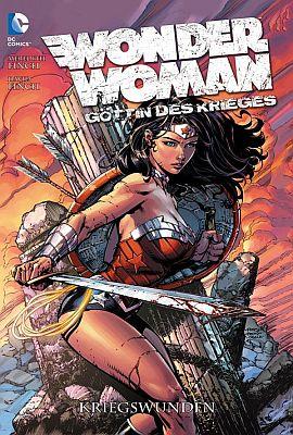 Wonder Woman-Göttin des Krieges, Band 1 (Panini)