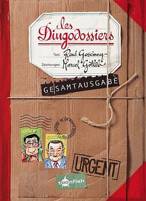 Die Dingodossiers (toonfish)