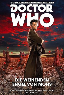 Doctor Who: Der zehnte Doctor, Bd. 2 (Panini)