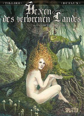 Hexen des verlorenen Landes, Band 1 (Splitter)