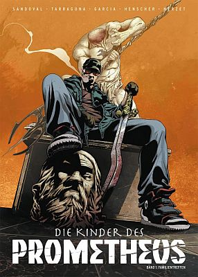 Die Kinder des Prometheus, Band 1 (Panini)