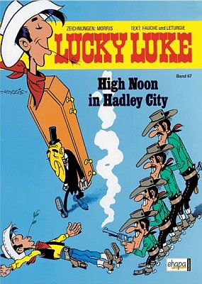Lucky Luke, Band 67 (Egmont)
