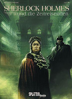 Sherlock Holmes und die Zeitreisenden (Splitter)