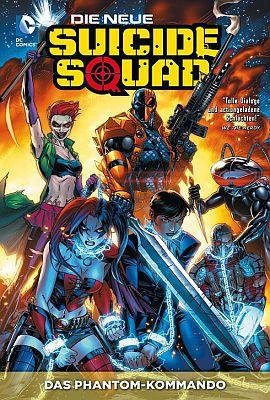 Die neue Suicide Squad, Band 1 (Panini)