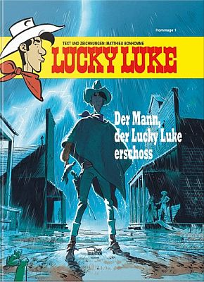 Lucky Luke Hommage, Band 1 (Egmont)