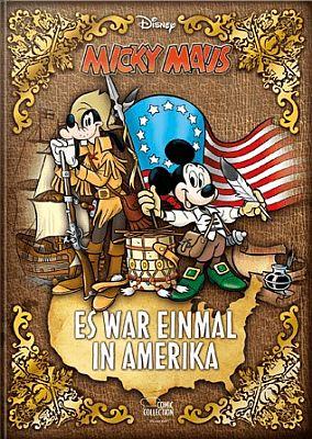Micky Maus: Es war einmal in Amerika (Egmont)