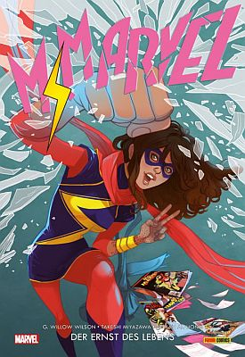 Ms. Marvel, Band 3 (Panini)