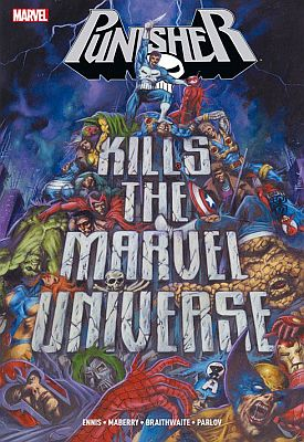 Punisher killt das Marvel-Universum (Panini)