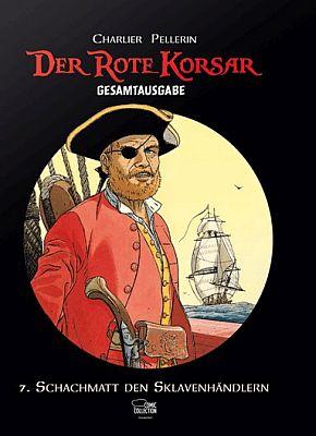 Der Rote Korsar, Band 7 (Egmont)