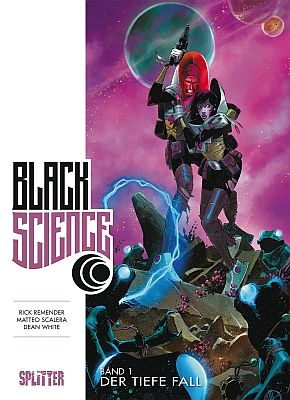 Black Science, Band 1 (Splitter)