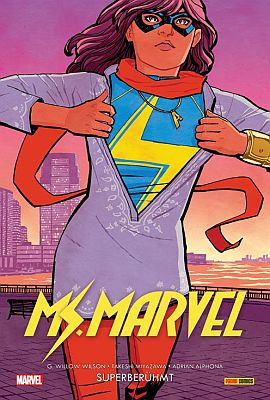 Ms. Marvel, Band 1 (Panini)
