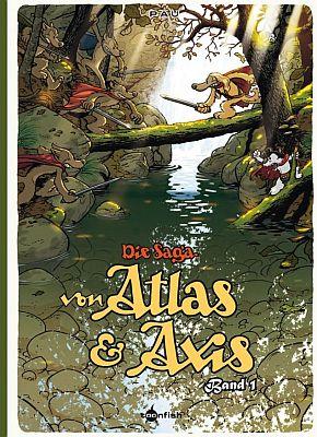 Die Saga von Atlas und Axis, Band 1 (toonfish)