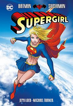 Batman/Superman: Supergirl lim. HC
