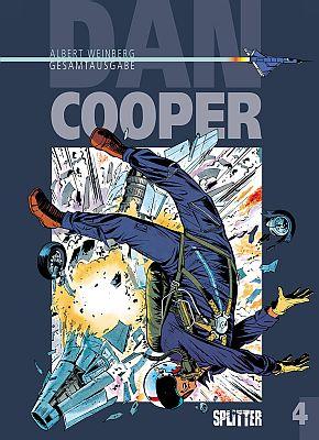 Dan Cooper Gesamtausgabe, Band 4 (Splitter)