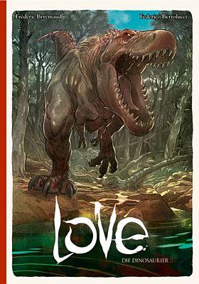 Love: Die Dinosaurier (Popcom)