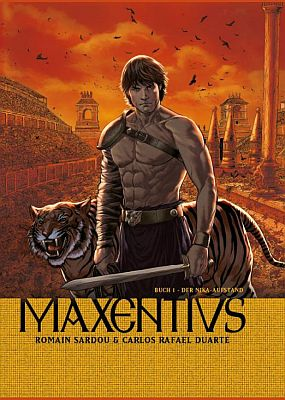 Maxentius, Band 1 (Panini)