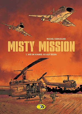 Misty Mission, Band 1 (Bunte Dimensionen)