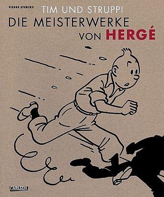 Tim und Struppi - Die Meisterwerke von Herge (Carlsen)