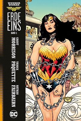 Wonder Woman: Erde Eins, Band 1 (Panini)