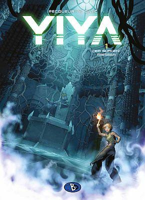 Yiya, Band 1 (Bunte Dimensionen)