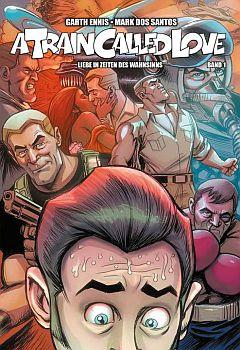 Das HC-Variant zur Comic Action 2016