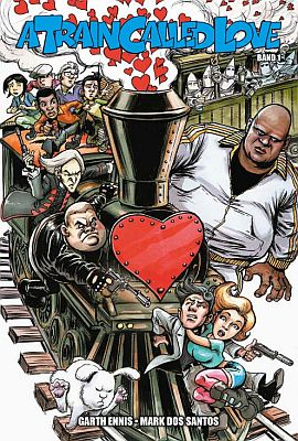 A Train Called Love, Band 1 (Panini)