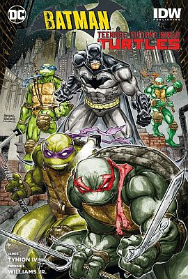 Batman/Teenage Mutant Ninja Turtles (Panini)