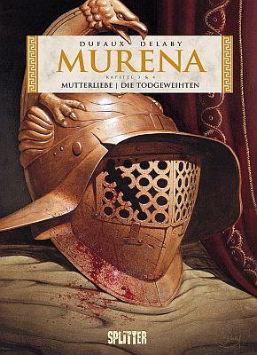 Murena, Kapitel 3 & 4 (Splitter)