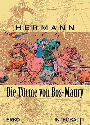 Die Türme von Bos-Maury, Integral 1 (Erko)