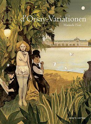 d'Orsay-Variationen (avant)