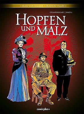 Hopfen und Malz, Band 2 (Comicplus)