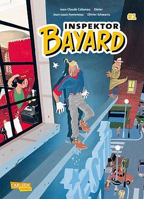 Inspektor Bayard, Band 1 (Carlsen)