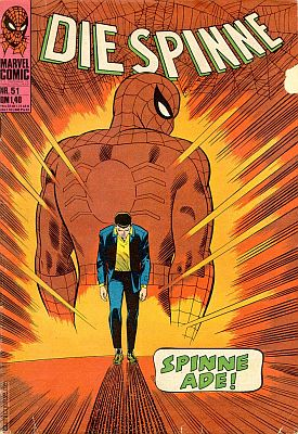 Marvel-Tag: Die Spinne, Heft 51 (Williams)