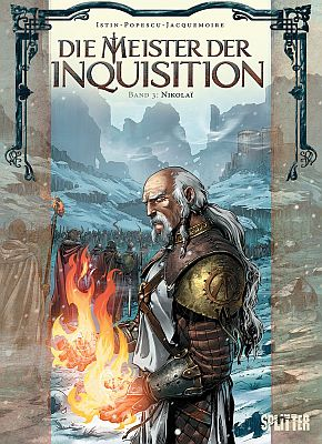 Die Meister der Inquisition, Band 3 (Splitter)