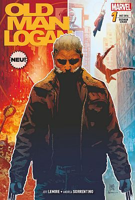 Old Man Logan, Band 1 (Panini)