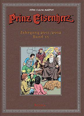 Prinz Eisenherz, Band 16: 2001-2002 (Bocola)