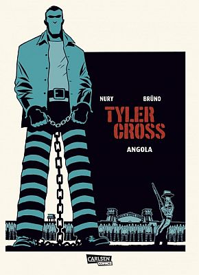 Tyler Cross, Band 2 (Carlsen)
