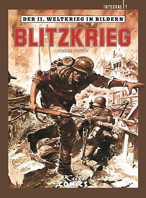 Der II. Weltkrieg in Bildern, Band 1 (Kult Comics)