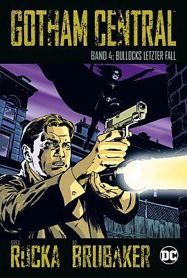 Gotham Central, Band 4 (Panini)