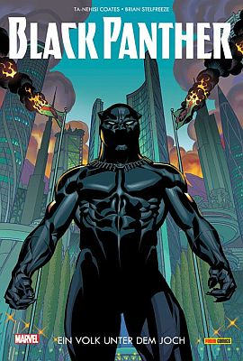 Black Panther, Band 1 (Panini)